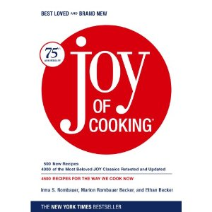 If you were to own just one book on cooking, this should be it.