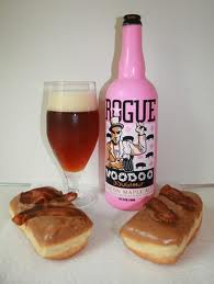 At least the bottle is nice and I really could go for a bacon maple bar.
