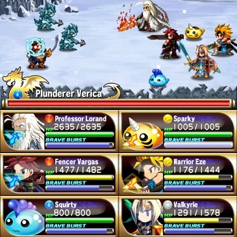 brave frontier fight
